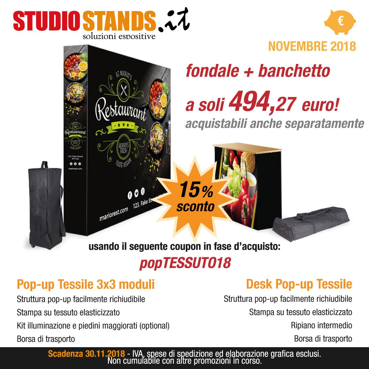 Studio Stands: