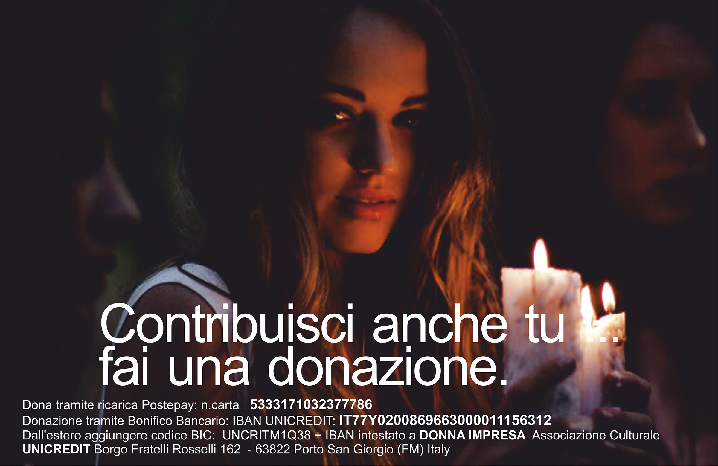 DONATION FOR DONNA