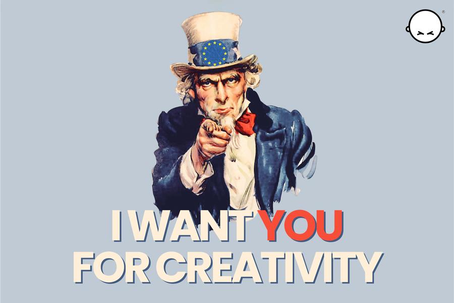 europa creativa wants you